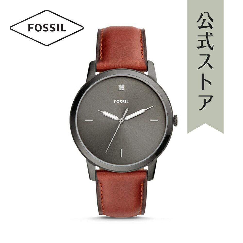 『ポイント最大33倍/12月11日1:59まで』2018 秋の新作 フォッシル 腕時計 公式 2年 保証 Fossil メンズ ザ・ミニマリストFS5479 THE MINIMALIST