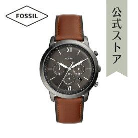 フォッシル 腕時計 メンズ Fossil 時計 ノイトラ クロノ FS5512 NEUTRA CHRONO 44mm 公式 2年 保証