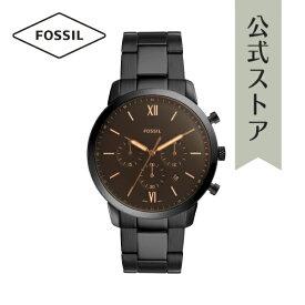 フォッシル 腕時計 メンズ Fossil 時計 FS5525 NEUTRA CHRONO 44mm 公式 2年 保証