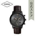 フォッシル腕時計公式2年保証FossilメンズFS5579NEUTRACHRONO