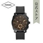 フォッシル腕時計公式2年保証FossilメンズFS5586MACHINE