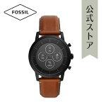 2020新作フォッシルスマートウォッチハイブリッドHRメンズ腕時計FOSSIL時計ウェアラブルFTW7007COLLIDERHYBRIDSMARTWATCHHR公式2年保証