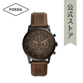 フォッシル スマートウォッチ ハイブリッドHR メンズ 腕時計 FOSSIL 時計 ウェアラブル FTW7008 COLLIDER HYBRID SMART WATCH HR 公式 2年 保証