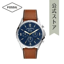 マラソン限定 ポイント10倍!フォッシル 腕時計 メンズ Fossil 時計 フォレスタークロノ FS5607 Forrester Chrono 公式 2年 保証