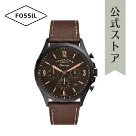【12/11まで!スーパーセール限定 ポイント10倍!】2020 春の新作 フォッシル 腕時計 メンズ Fossil 時計 フォレスタークロノ FS5608 Forrester Chrono 公式 2年 保証