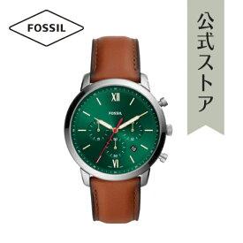 フォッシル 腕時計 メンズ FOSSIL 時計 FS5735 NEUTRA CHRONO 公式 2年 保証