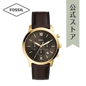 2020 冬の新作 フォッシル 腕時計 メンズ FOSSIL 時計 NEUTRA CHRONO FS5763 公式 2年 保証