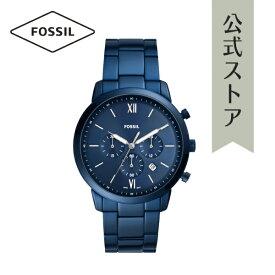 2021 夏の新作 フォッシル 腕時計 アナログ ブルー メンズ FOSSIL 時計 FS5826 NEUTRA CHRONO ニュートラ クロノ 公式 2年 保証