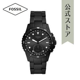【50%OFF】フォッシル スマートウォッチ ハイブリッド メンズ FOSSIL 腕時計 FTW1196 FB-01 公式 2年 保証