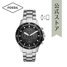 【30%OFF】フォッシル スマートウォッチ ハイブリッドHR メンズ 腕時計 FOSSIL 時計 FTW7016 FB-01 HYBRID SMARTWATCH HR 公式 2年 保証