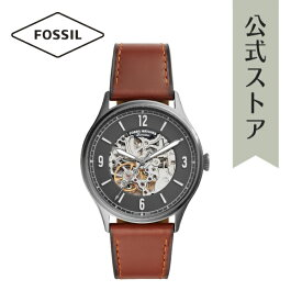 【12/11まで!スーパーセール限定 ポイント10倍!】2020 春の新作 フォッシル 腕時計 メンズ 自動巻き Fossil 時計 フォレスター ME3178 Forrester 公式 2年 保証
