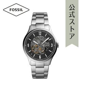【BLACK FRIDAY限定!クーポン利用でさらに55%OFF!】2020 春の新作 フォッシル 腕時計 メンズ 自動巻き Fossil 時計 フォレスター ME3180 Forrester 公式 2年 保証