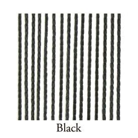 【Venus Select】リリアンカーテンL−003 Black 防炎加工