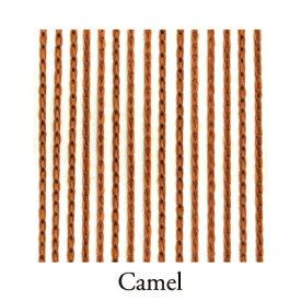 【Venus Select】リリアンカーテンL−010 Camel 防炎加工