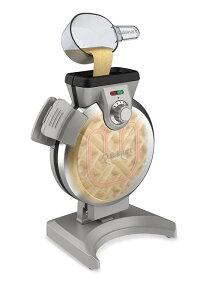 Cuisinart クイジナート WAF-V100 ワッフルメーカー ホットサンドメーカー 縦置き 生地を流し込むワッフルメーカ Founderがお届け!