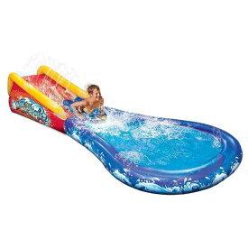 家庭用プール ウォータースライダー ウォーターパーク バンザイ ウェーブクラッシャー サーフ スライド プール Wave Cra Founderがお届け!