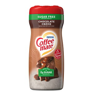 Nestle Coffee Mate Chocolate Creme Powder Coffee Creamer / ネスレ コーヒーメイト コーヒークリーマー(パウダー) チョコレートクリーム 302ml(10.2oz)