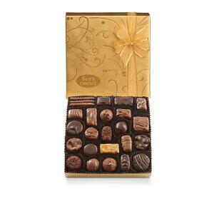 【 See's Candies 】シーズキャンディー [ゴールドファンシー] 高級チョコレート 詰め合わせ 約454g #346 Gold Fancy 1lb