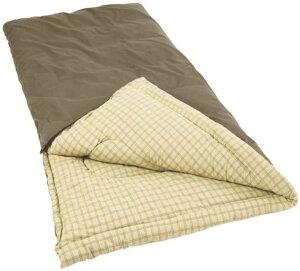 コールマン Coleman ビッグゲームビッグアンドトール大人用寝袋 スリーピングバッグ 寝袋 マットレス キャンプ 寝具