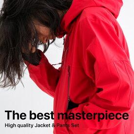 スキーウェア スノーボードウェア メンズ ジャケット パンツ 上下 セット 43DEGREES 新作 スノボウェア スキー スノーボード ウェア スノボ スノボー ウエア レディース Peak Jacket & Hang Pants 2017-18