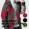 43 度 mods 大衣 Mods 外套式夾克外套