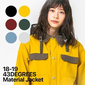 Women's 43DEGREES Material Jacket / Snowboard wear / Ski wear / Snow Jacket / 2018-2019 model new work