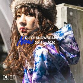 【キャッシュレス5%還元対象】スノーボードウェア レディース スキーウェア 上下 セット DLITE 新作 スノボウェア スノーボード ウェア スノボ ボード 2019-2020モデル ウェア 19-20 送料無料