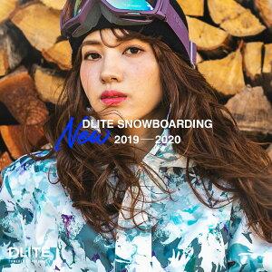 【スペシャルプライス!特別セット割価格9,900円】スノーボードウェア レディース 上下 セット スキーウェア DLITE スノボウェア スノーボード ウエア スノボ ボード 2019-2020モデル 大きいサイ