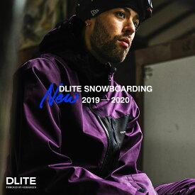 【キャッシュレス5%還元対象】スノーボードウェア メンズ スキーウェア 上下 セット DLITE 新作 スノボウェア スノーボード ウェア スノボ ボード 2019-2020モデル ウェア 大きいサイズ 19-20 送料無料