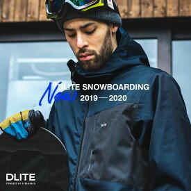 【キャッシュレス5%還元対象】スノーボードウェア メンズ スキーウェア 上下 セット DLITE 新作 スノボウェア スノーボード ウェア スノボ ボード ウェア 2019-2020モデル 大きいサイズ 19-20 送料無料