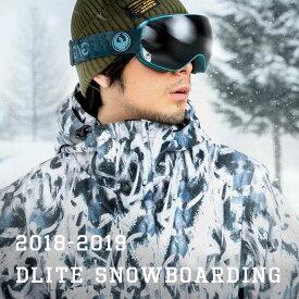スノーボードウェア メンズ スキーウェア 上下 セット DLITE 型落ち スノボウェア スノーボード ウェア スノボ ボード ウェア 大きいサイズ 18-19 送料無料