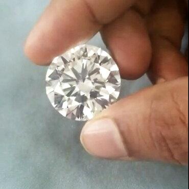 【GIA鑑定書付】51.27ctDVVS13EXダイヤモンドルース