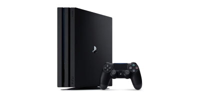 PlayStation4Pro本体ジェットブラック1TB(CUH-7200BB01)【中古】【PS3・PS4本体】【鈴鹿専売品】【059-181010-01SS】