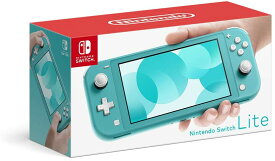 Nintendo Switch Lite ターコイズ 【中古】【Nintendo Switch Lite本体】【鈴鹿 専売品】【062-190921-01fs】