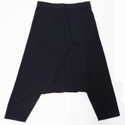 CommeDesGarçons(コム・デ・ギャルソン)BLACKサルエルパンツAD2008SIZE:Sカラー:ブラック【中古】【DM】【鈴鹿併売品】【125-180629-02AS】