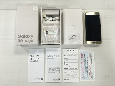 SoftBankGalaxyS6edge64GB404SC