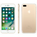 au【ネットワーク利用制限▲】Apple iPhone7 Plus A1785 32GB ゴールド MNRC2J/A 【中古】【iPhone】【鈴鹿 専売品】【...