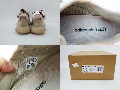 adidas(アディダス)YeezyBoost350AQ2661サイズ:8.5(26.5cm)カラー:OXFORDTAN【中古】【スニーカー】【鈴鹿併売品】【139-170719-02OS】