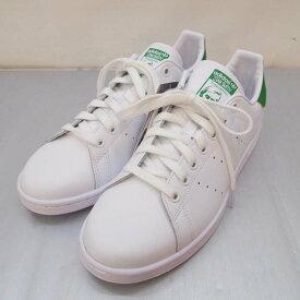 adidas(アディダス) STAN SMITH スタンスミス M20324 サイズ:9(27cm) カラー:ホワイト【中古】【139 スニーカー】【鈴鹿 併売品】【139-191028-07OS】