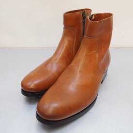 BUTTERO(ブッテロ) サイドジップブーツ B4932 サイズ:39(24.5〜25cm) カラー:ブラック【中古】【140 その他靴】【鈴鹿 併売品】【140-200107-02OS】