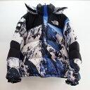 Supreme×THE NORTH FACE (シュプリーム×ノースフェイス) Mountain Baltoro Jacket ND91701I サイズ:M カラー:ブルー【中古】【スト…