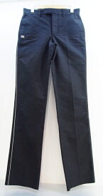 BALENCIAGA (バレンシアガ) ナイロン ライン パンツ サイズ:36 カラー:ブラック【中古】【インポート】【鈴鹿 併売品】【122-180405-01OS】