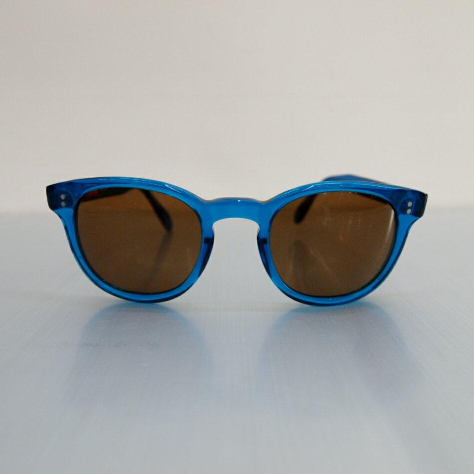 Supreme (シュプリーム) FACTORY SUNGLASSES ファクトリー サングラス カラー:ブルー【中古】【サングラス】【鈴鹿 併売品】【142-180405-02OS】