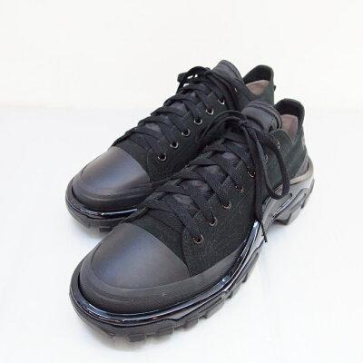 adidas×RAFSIMONS(アディダス×ラフシモンズ)RSNEWRUNNEERニューランナーDA9297サイズ:10(28cm)カラー:ブラック【中古】【スニーカー】【鈴鹿併売品】【139-180914-05OS】