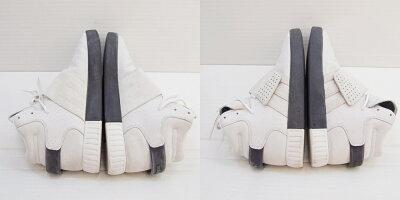 adidas(アディダス)TUBULARINVADERSTRAPBY3637サイズ:9.5(27.5cm)カラー:ホワイト【中古】【スニーカー】【鈴鹿併売品】【139-181004-02OS】