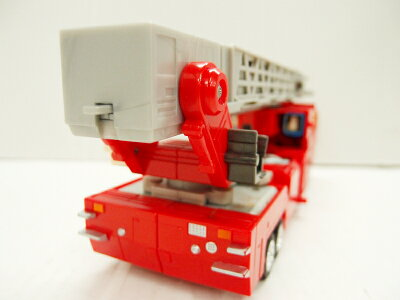 【開封済】トランスフォーマーカーロボットC-001スーパーファイヤーコンボイ【中古】【フィギュア・ブリスター】【鈴鹿併売品】【065-171118-04BS】