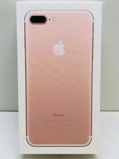 softbankiPhone7Plus256GBMN6P2J/A利用制限【△】カラー:ローズゴールド【中古】【iPhone】【鈴鹿専売品】【105-180615-03SS】