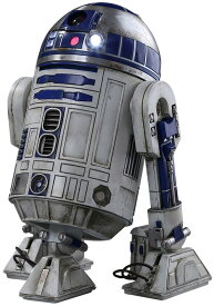 ホットトイズ(Hot Toys) ムービー・マスターピース ムービー・マスターピース スター・ウォーズ/フォースの覚醒 R2-D2【中古】【フィギュア・ブリスター】【鈴鹿 併売品】【065-190527-01AS】