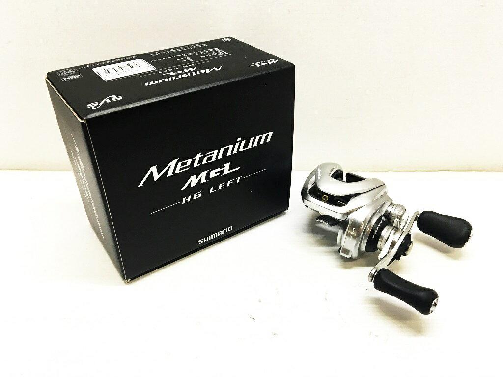 SHAIMANO 16 Metanium MGL HG LEFT シマノ 16 メタニウム MGL HG 左ハンドル 品番:03533【中古】【シマノ製リール】【鈴鹿 併売品】【114-180721-02HS】