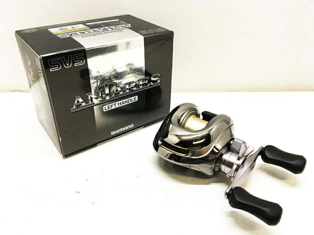 SHAIMANO Scorpion ANTARES シマノ スコーピオン アンタレス 左 製品コード:RH221000【中古】【シマノ製リール】【鈴鹿 併売品】【114-180722-01HS】